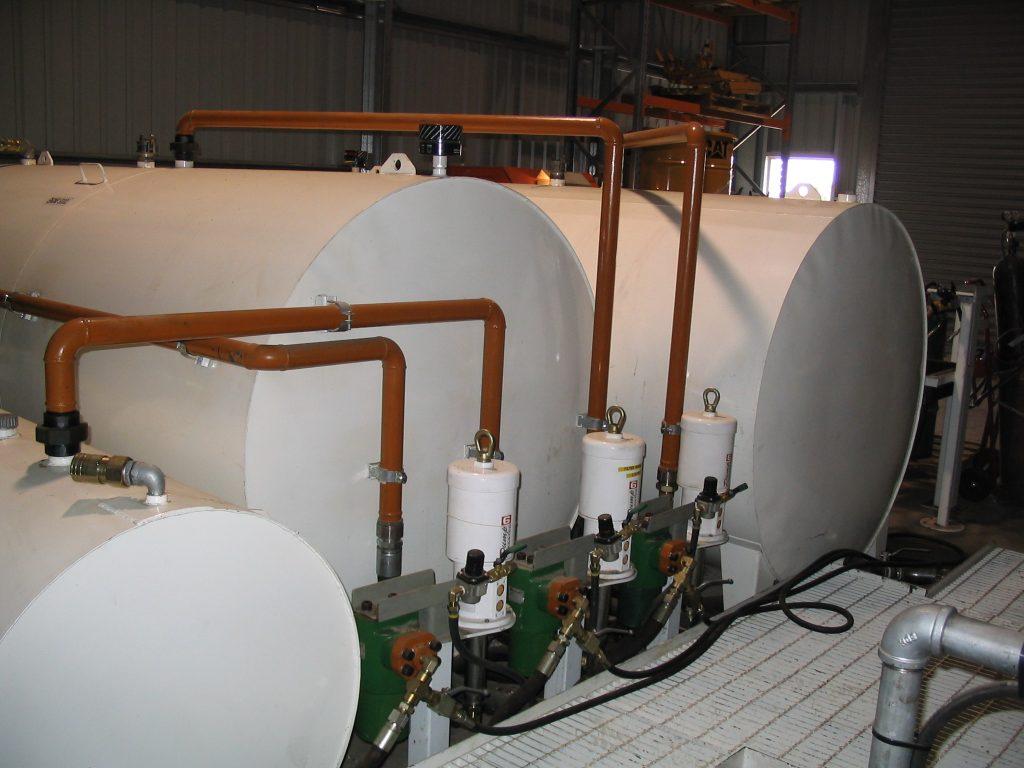 CAVPOWER Oil Tanks