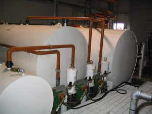 CAVPOWER Oil Tanks