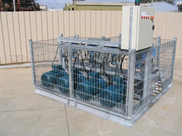 Maintcorp Electric Oil Pump Station