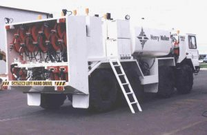 MAN 8x8 Fuel/Lube Truck