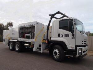 Maintcorp Service Truck